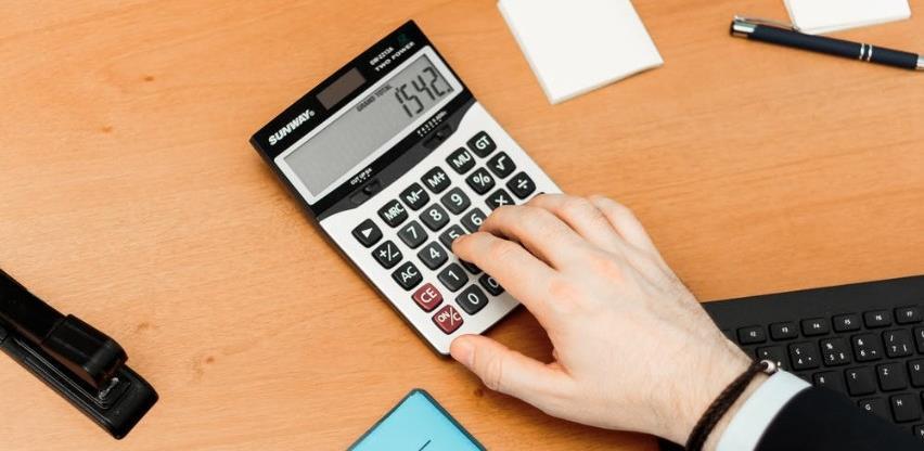 Prihodi od indirektnih poreza 5 milijardi i 327 miliona KM