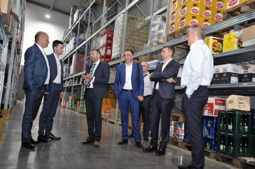 Otvoren AS Logistics, prvi logističko-distributivni centar AS Holdinga