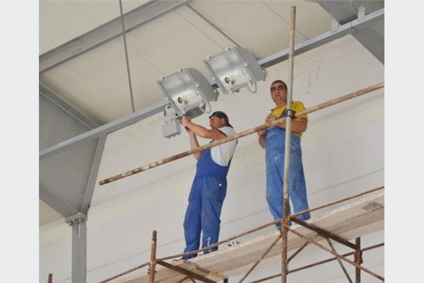 Završni radovi: Otvaranje dvorane na Grbavici do kraja godine