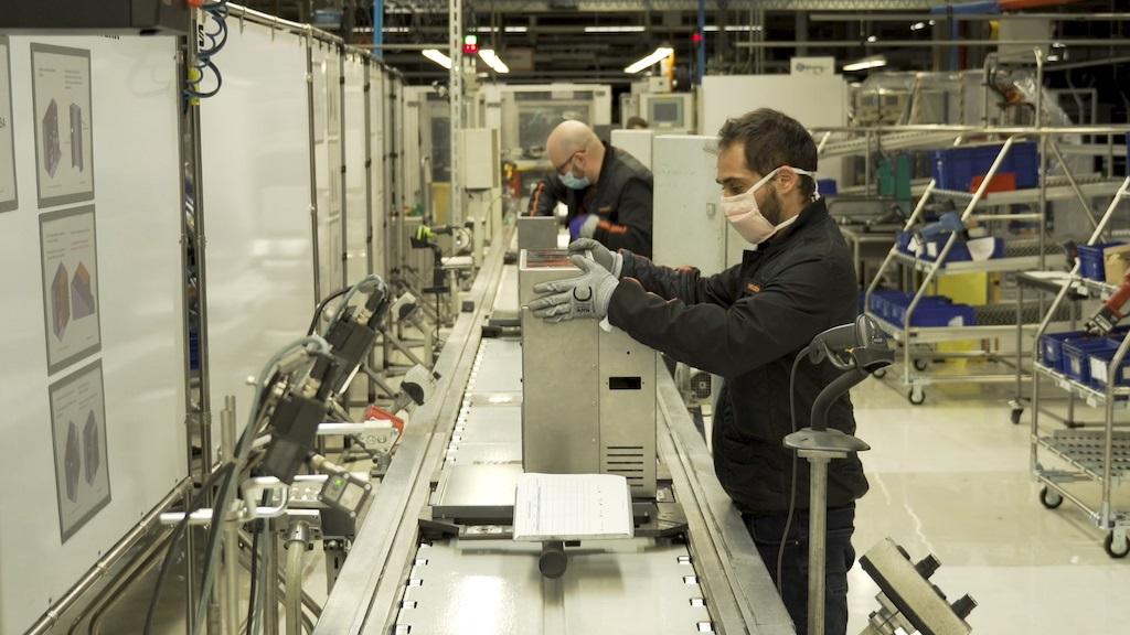 Od proizvodnje automobila do proizvodnje medicinskih respiratora