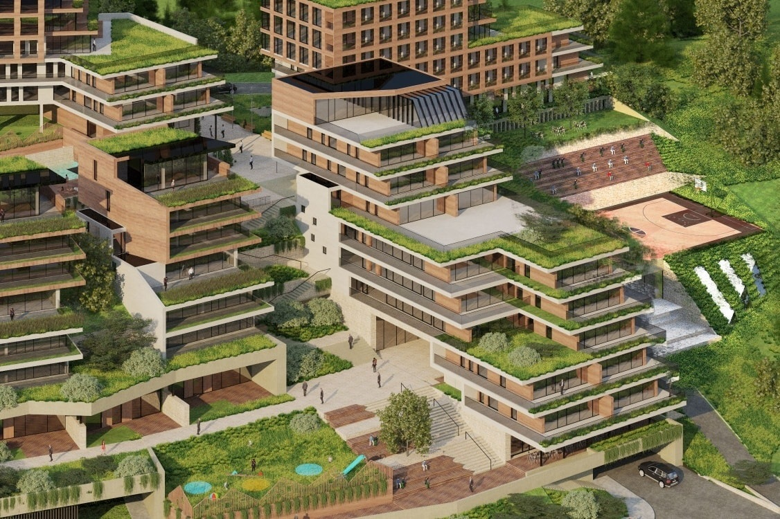 Pogledajte kako će izgledati luksuzno naselje u Tuzli vrijedno 50 miliona KM
