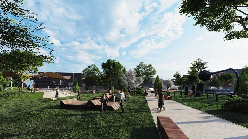 Građani predstavili svoj prijedlog uređenja sarajevskog parka Hastahana
