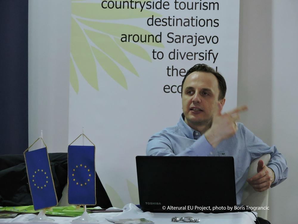 Održana radionica u okviru projekta ruralnog osnaživanja turističkih destinacija
