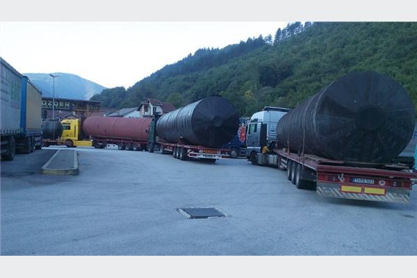 Hifa-Petrol gradi naftni i plinski terminal u Zapadnom Mostaru