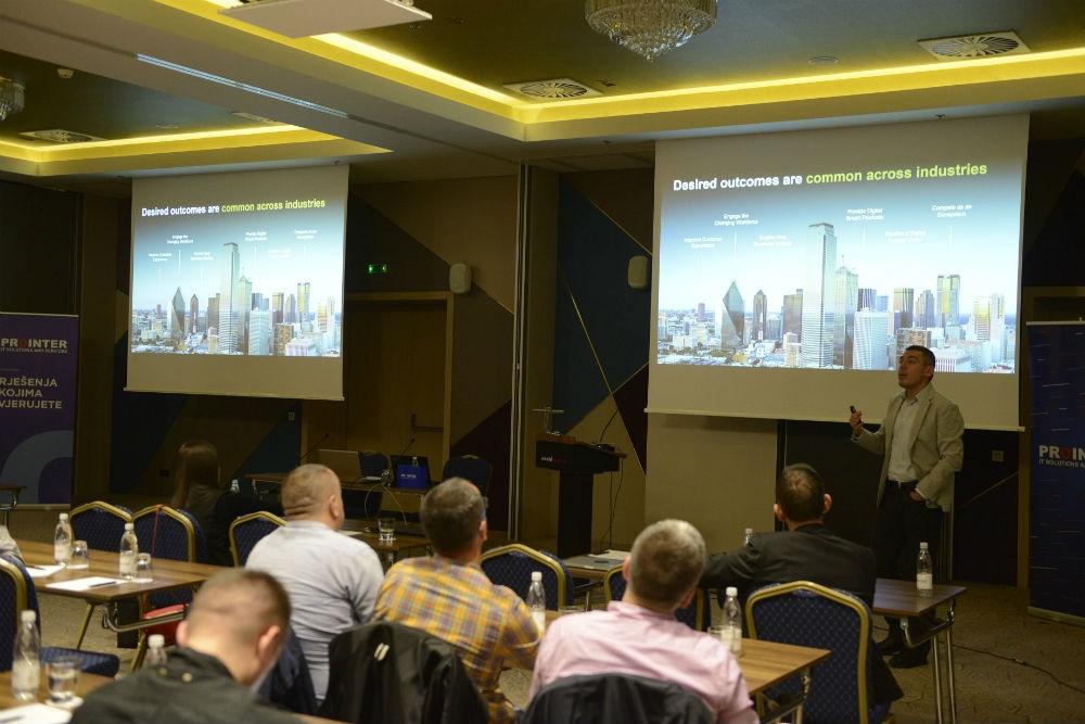 Sarajevu domaćin konferencije Prointer i partneri - Rješenja kojima vjerujete