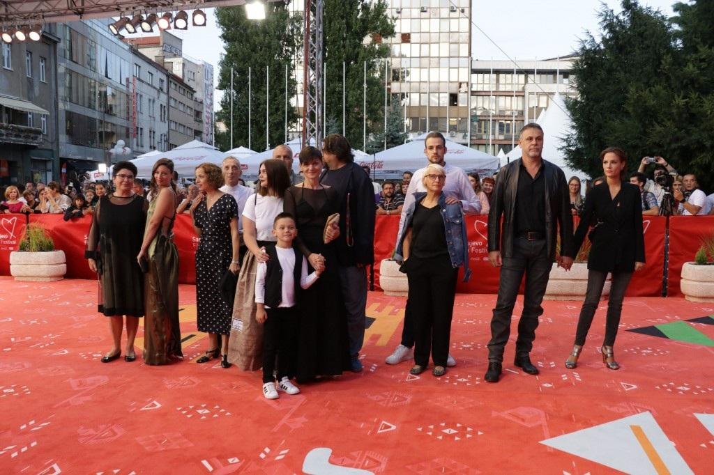 Otvoren 25. SFF: Bosanskim ćilimom prošetali brojni gosti