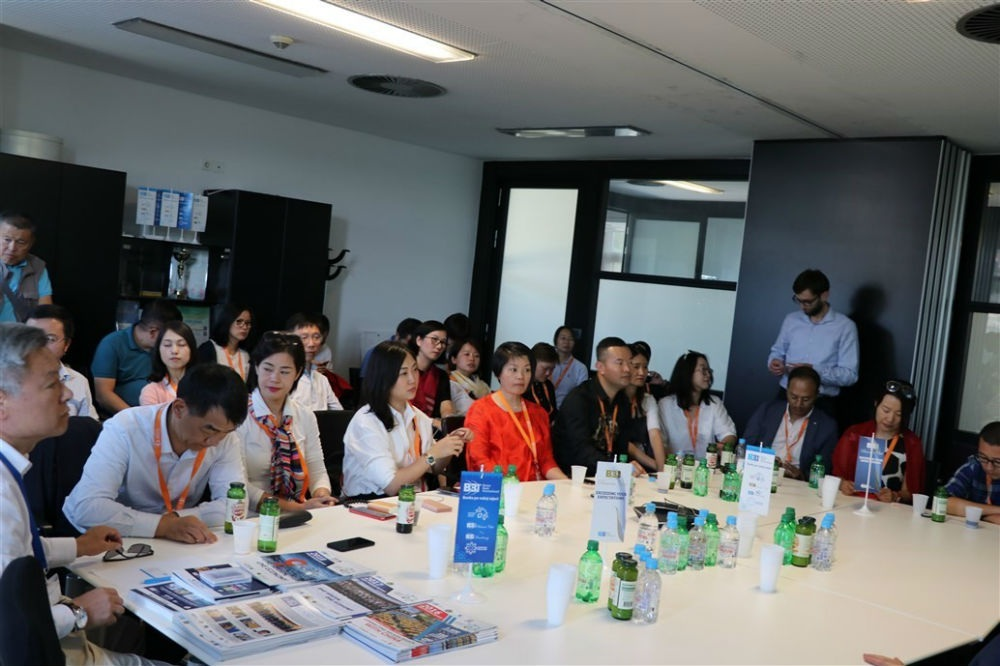 Velika delegacija kineskih privrednika u posjeti BBI banci