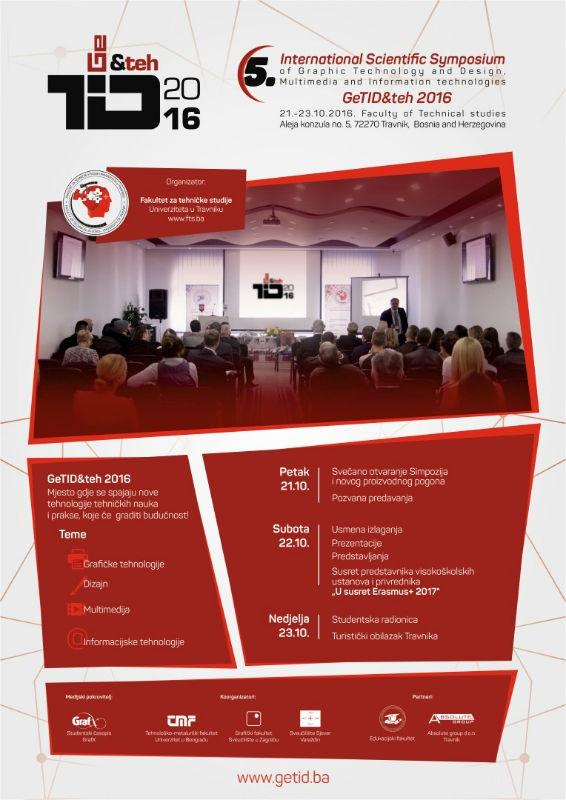 Međunarodni simpozij GeTID&teh 2016