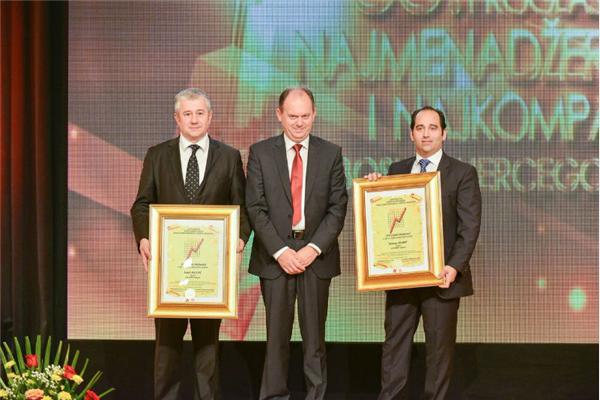 Kompanija LIVA Energy najinvestitor u BiH za 2015. godinu