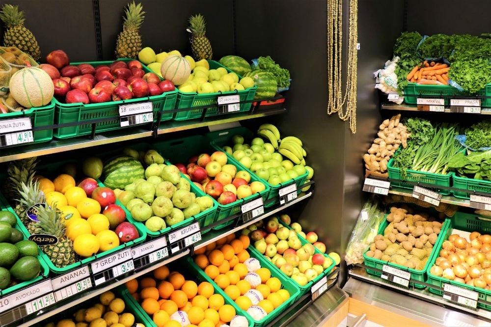 U sarajevskom naselju Butmiru otvoren novi Hoše market