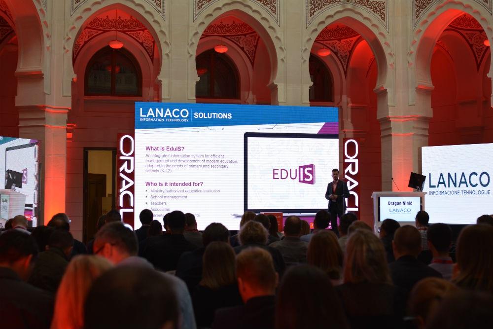 LANACO predstavio rješenja za uspješno poslovanje u Cloud-u