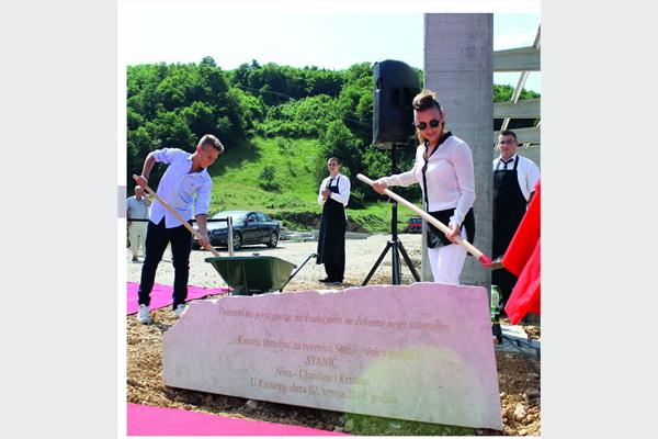 Položen kamen temeljac za tvornicu Stanić-Juicy u Kreševu
