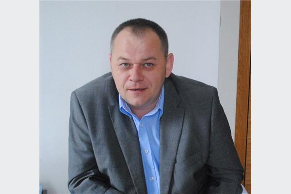 Krešimir Kostelić, predstavnik firme Sirona Dental