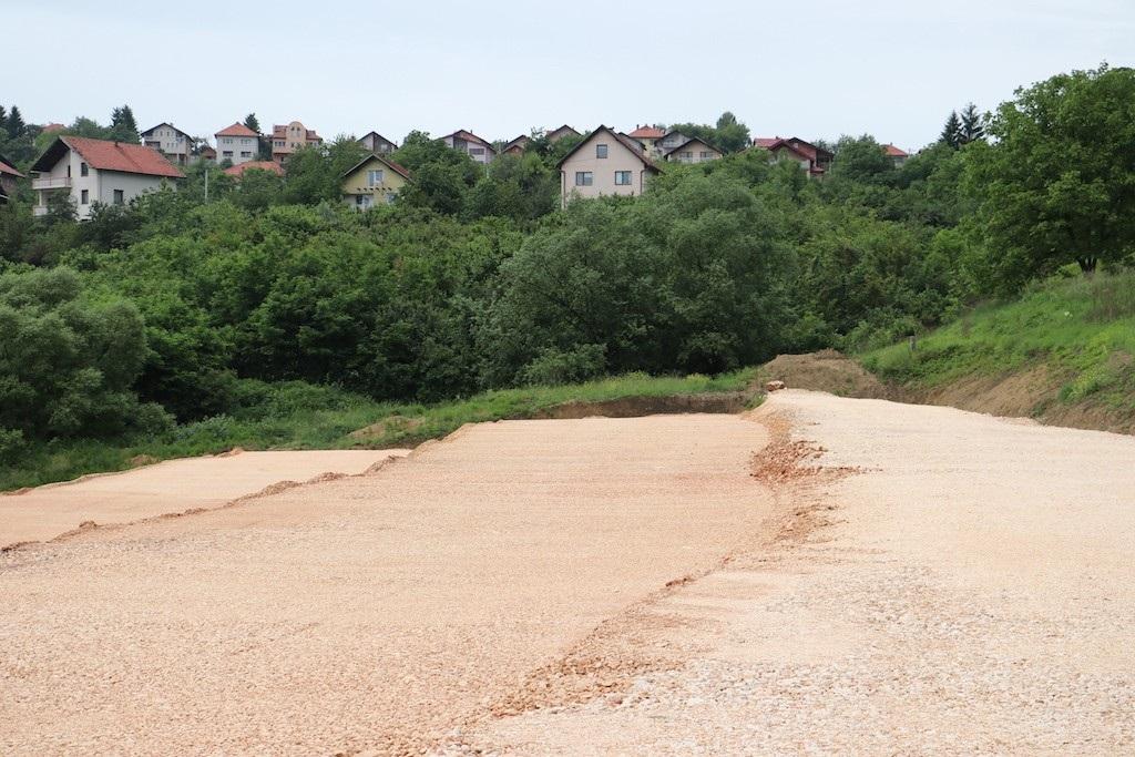 Obilazak dionice Prve transverzale: Za dva mjeseca otvaranje velikog gradilišta