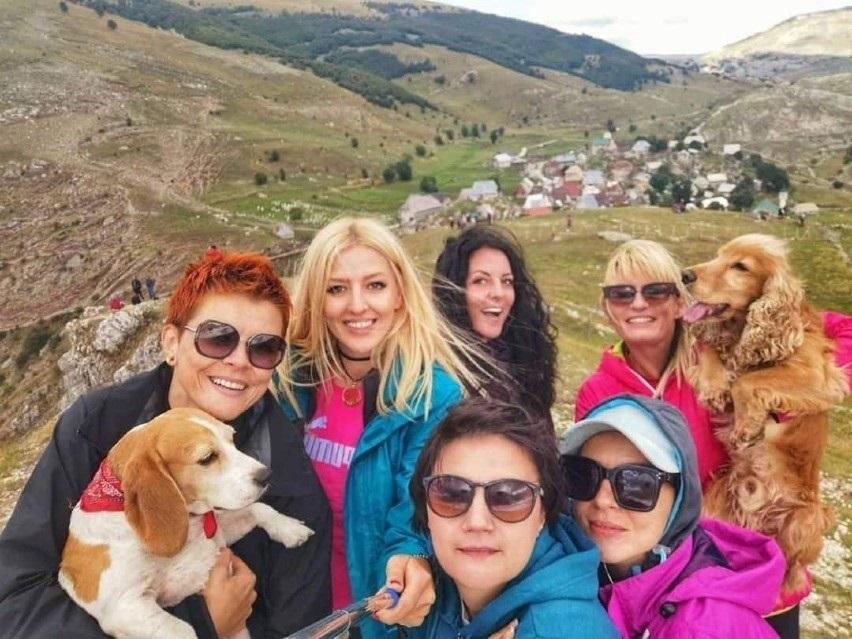 Planinarenje je način života: Šest prijateljica iz Zenice visoke štikle zamijenile gojzericama