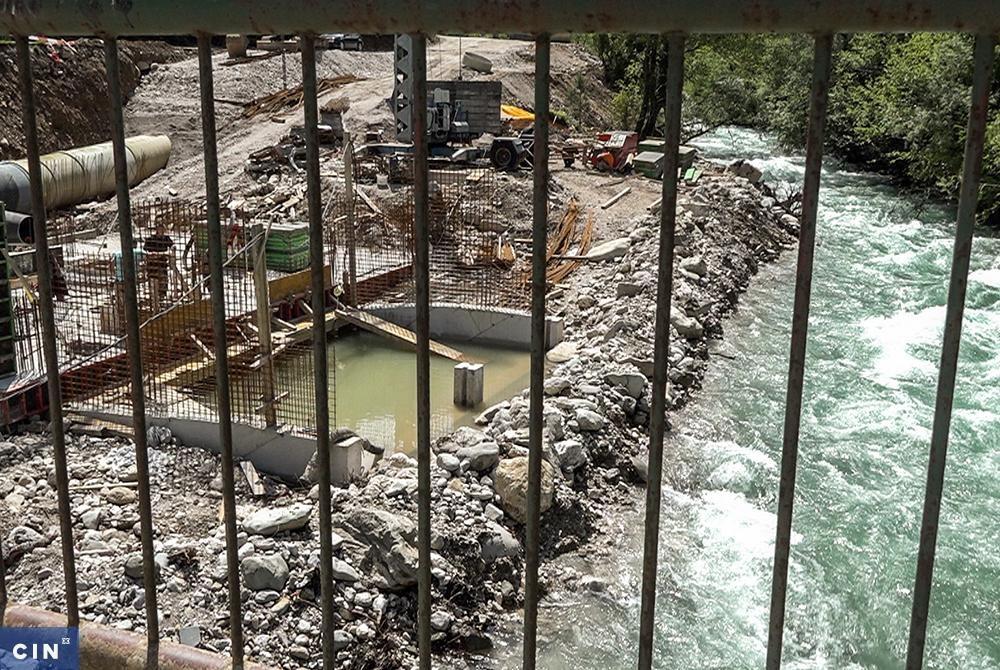 Teletovićeva hidroelektrana: Građani faulirani na rijeci Doljanki