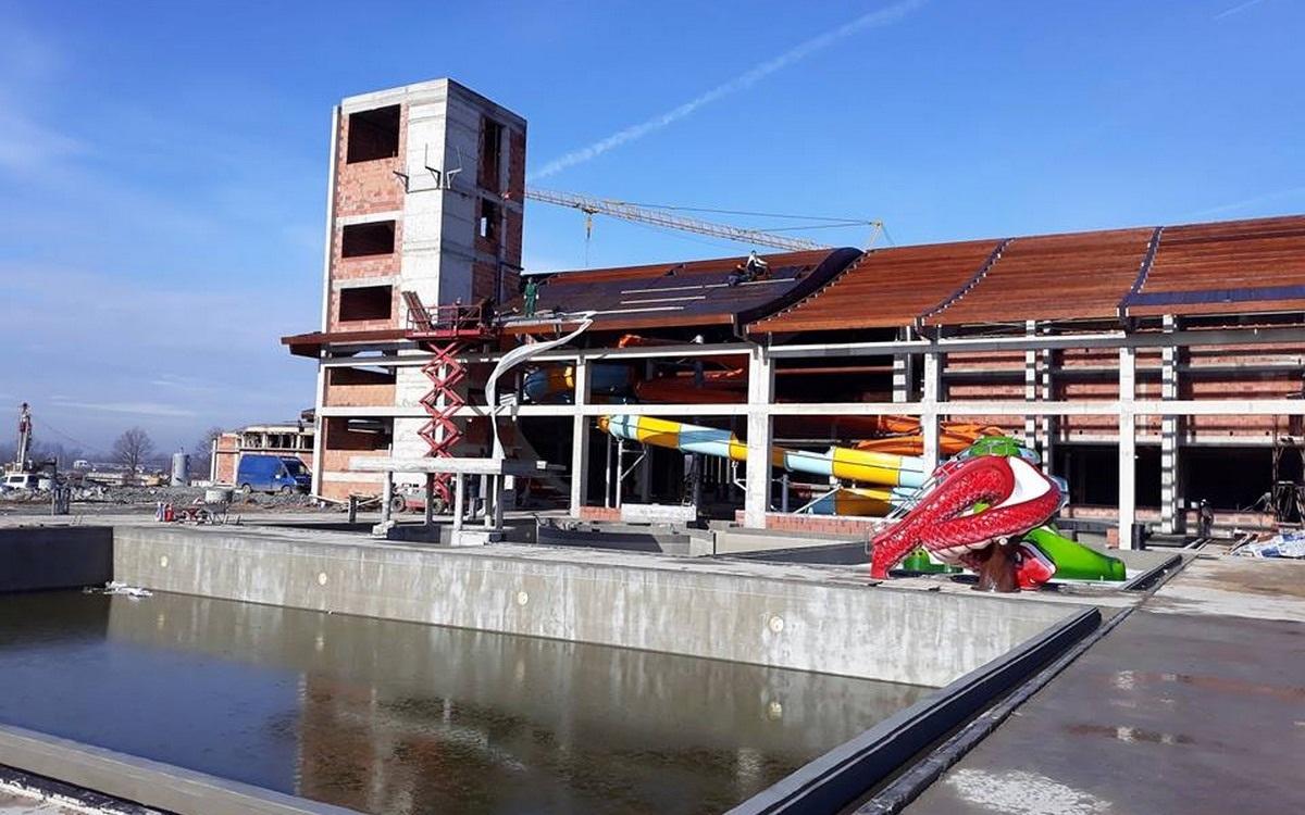 Banjsko-turistički kompleks 'Terme Ozren' u funkciji od sljedeće godine