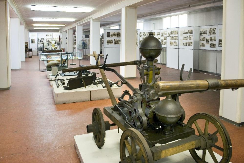 Muzej soli u Tuzli: Od neolita do današnjih dana