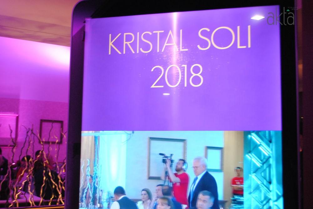 Kristal soli: Treću godinu zaredom odabrani najuspješniji privrednici TK