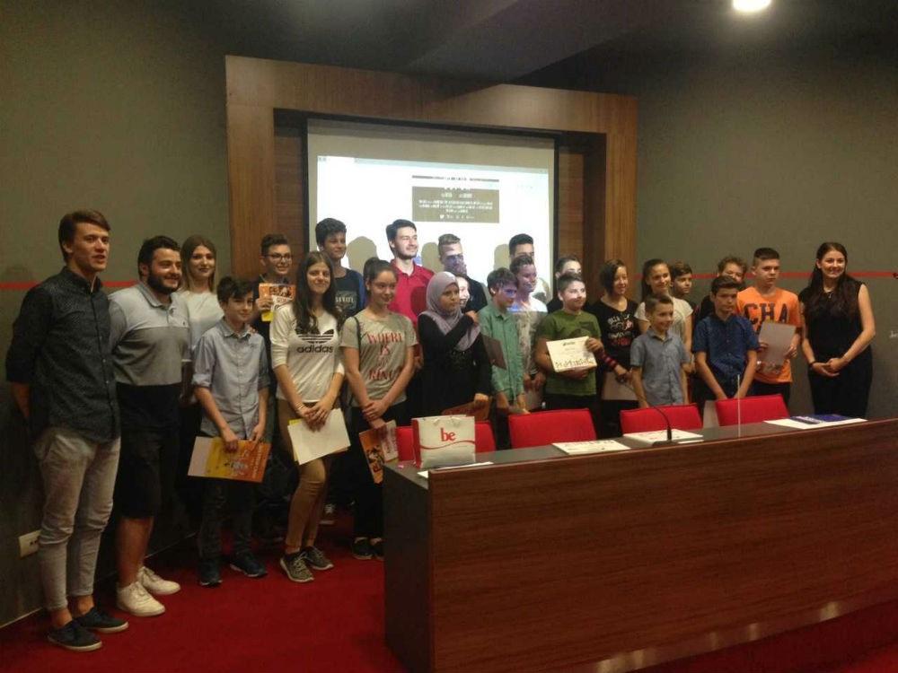 80 polaznika završilo CoderDojo školu programiranje na IUS-u