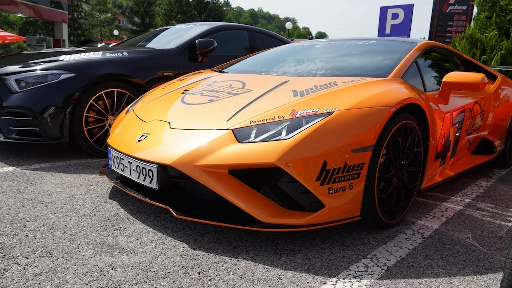 Hifa Petrol organizuje prvi bh. luksuzni rally – HPLUS Rally