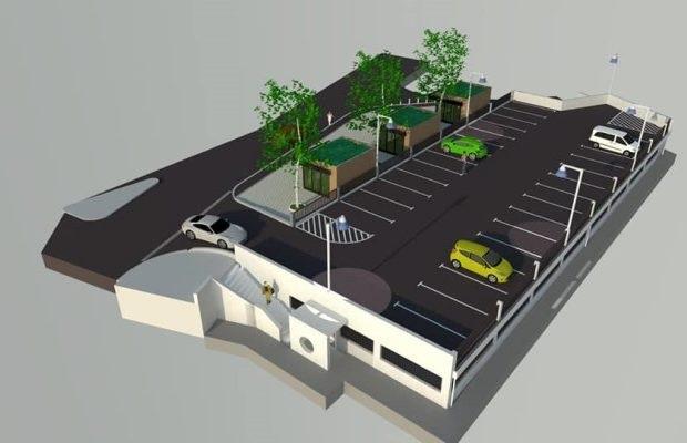 Uskoro izbor izvođača za izgradnju gradske garaže u Srebrenici (Foto)