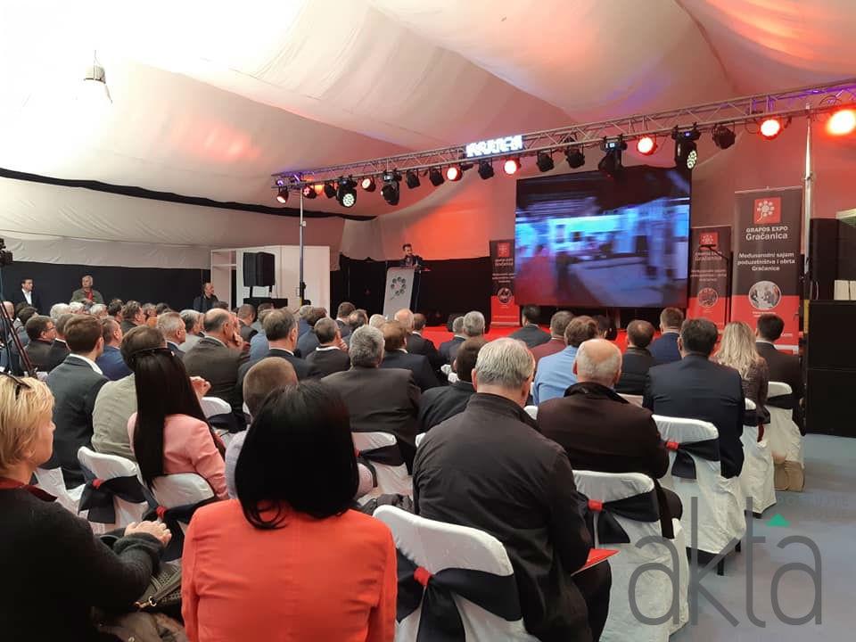 Otvoren 10. Grapos Expo - U fokusu razvoj malih i srednjih preduzeća