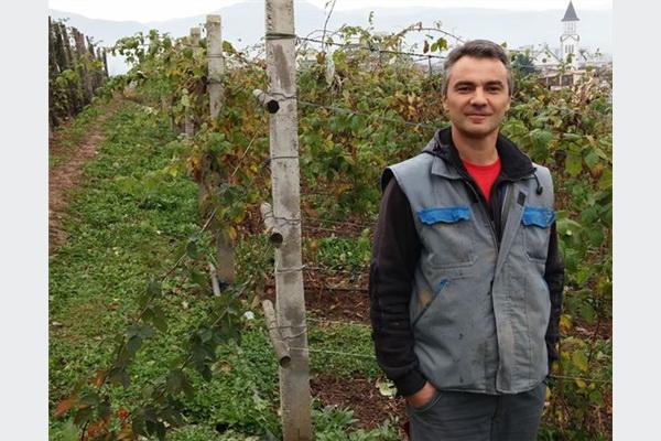 Ko maline sadi, ne boji se gladi!, poručuje Haris Orman, vrijedni klijent LOK Fondacije