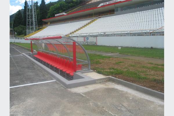 Sport Net Inženjering opremio dvoranu u Grudama i stadion Zrinjskog