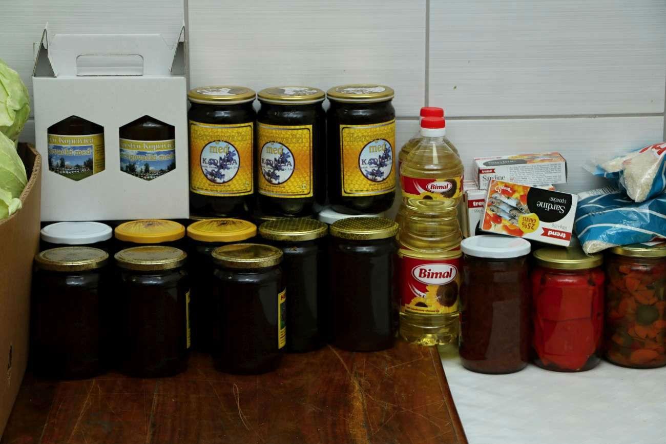 Uz pomoć Help-a donirana hrana narodnoj kuhinji u Trebinju