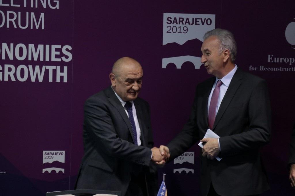 BiH uzela 210 miliona eura kredita za izgradnju obilaznice kod Doboja