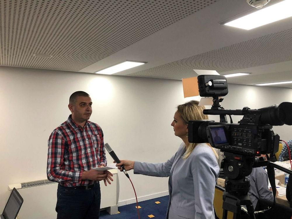 Zaposlenici MKF Partner na edukaciji Kako učestvovati u medijima