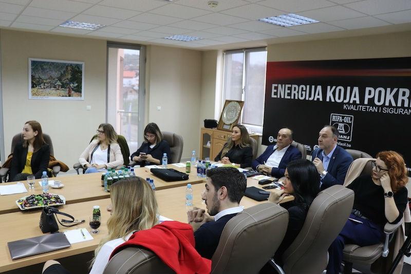 Održan prvi 'Hifa Oil Student Competition 2019'