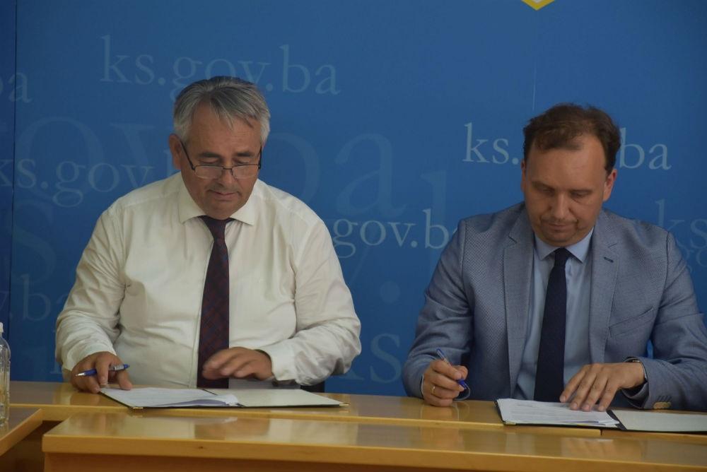 Za regulaciju riječnih korita i zaštita od poplava u KS izdvojeno 2,7 mil. KM