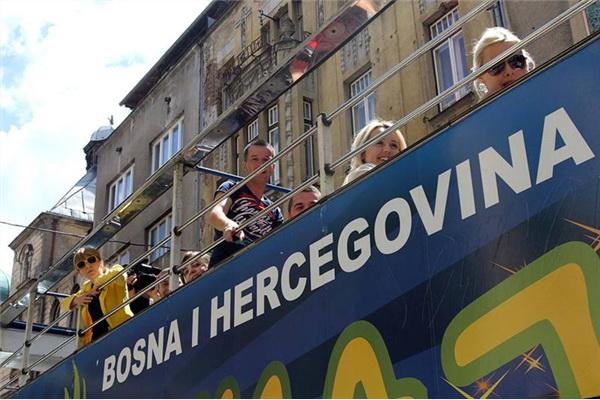 Centrotransov City bus za panoramsko razgledanje Sarajeva ponovo u funkciji