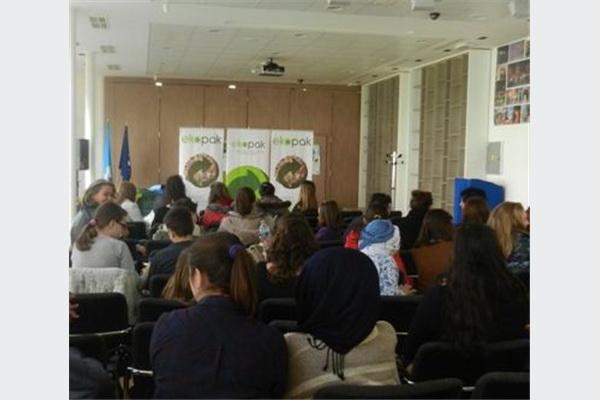 Ekopak organizovao edukativni projekt: Osmijeh planete je u tvojim rukama