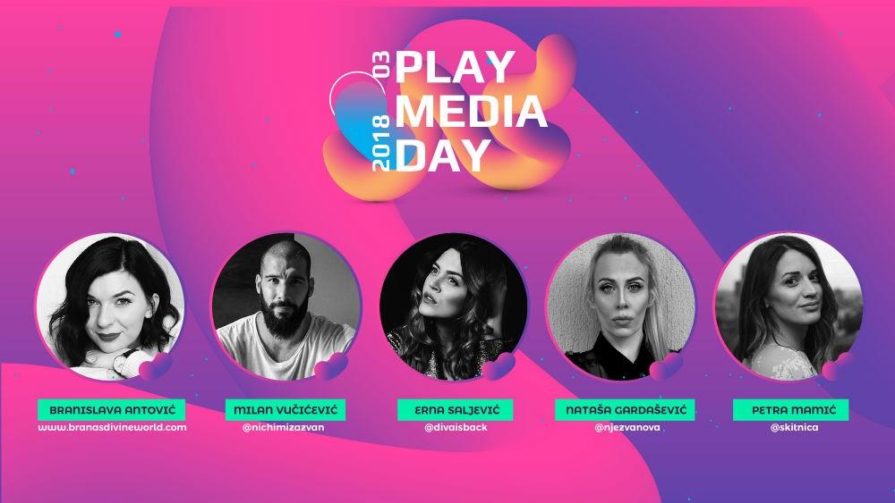 Play Media Day 03 predstavlja tri zanimljive panel diskusije!
