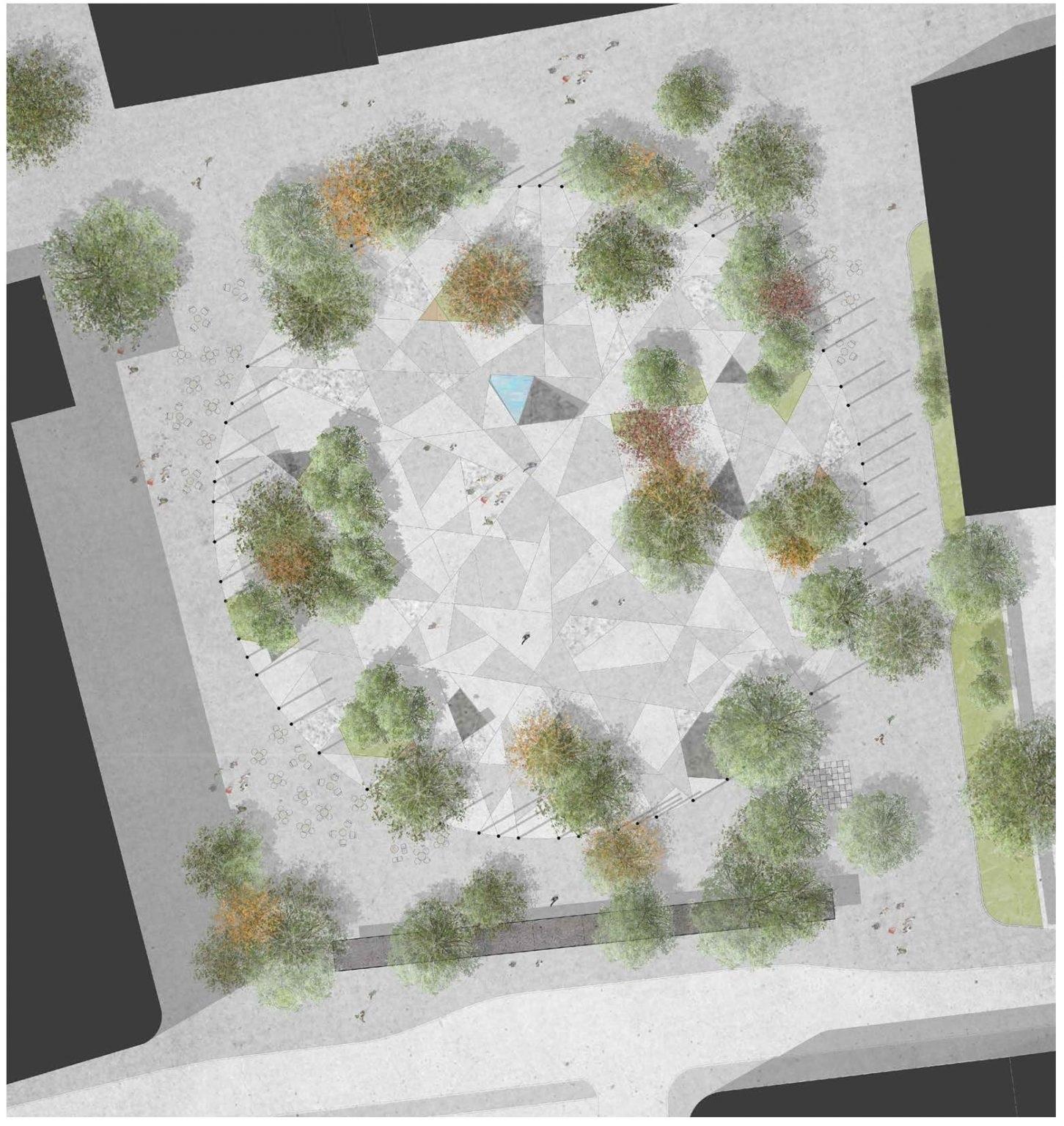 Pogledajte koncept 'Sarajevski mozaik' za uređenje Trga Alija Izetbegović