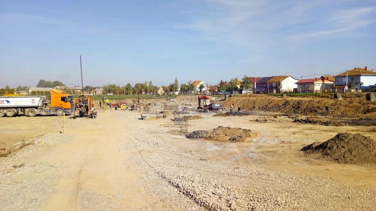 Bingo gradi veliki objekat u Šamcu