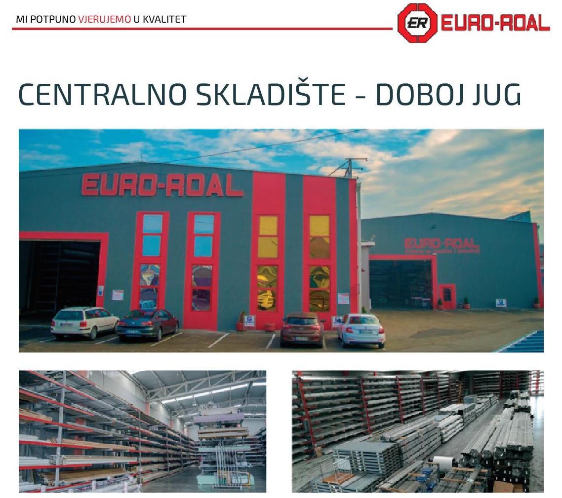 Euro Roal značajno proširuje kapacitete, u planu nove investicije
