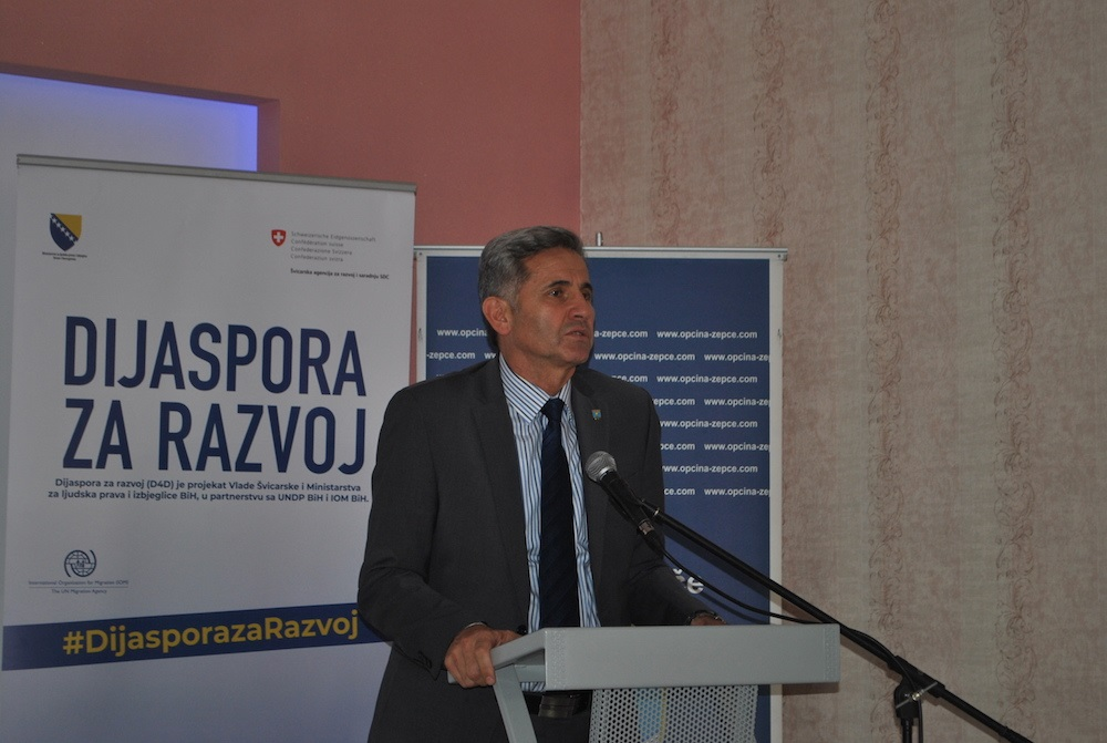 Žepačka dijaspora integrisana u planove i programe razvoja svoje zemlje