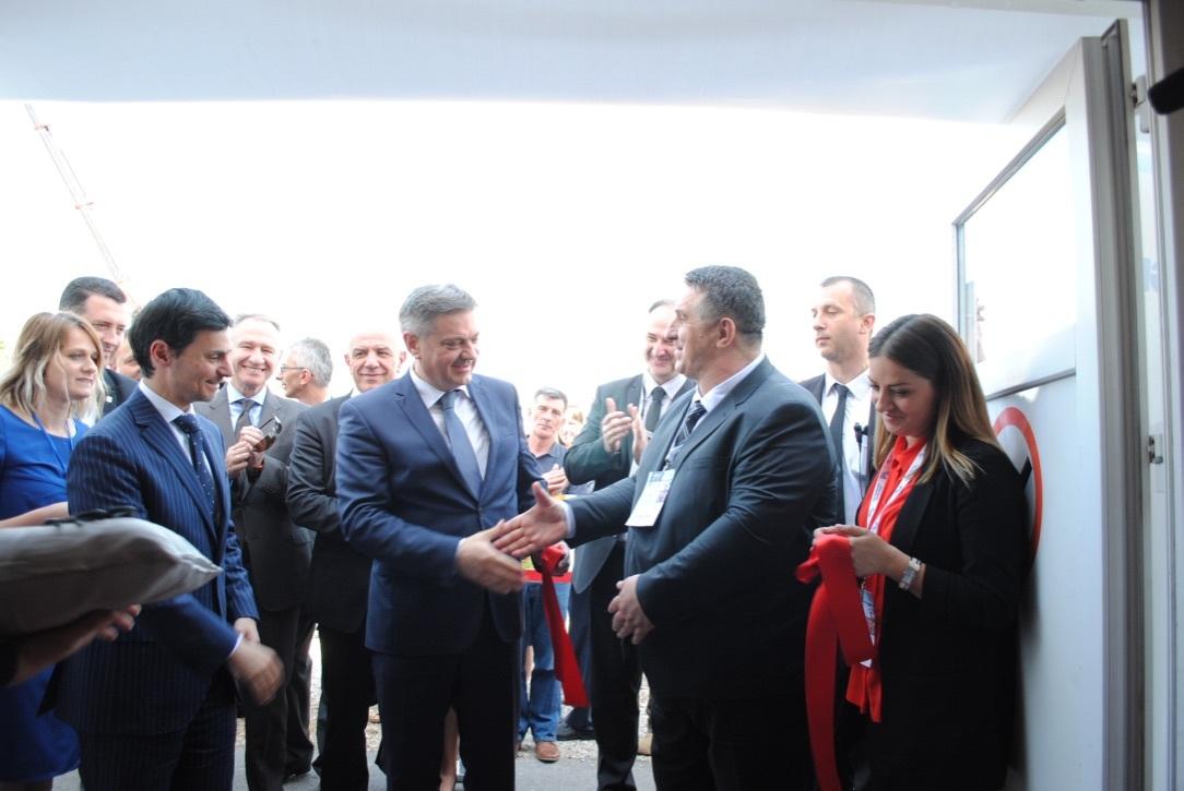 Otvoren Sajam privrede u Tešnju: Privredna smotra okupila više od 200 izlagača