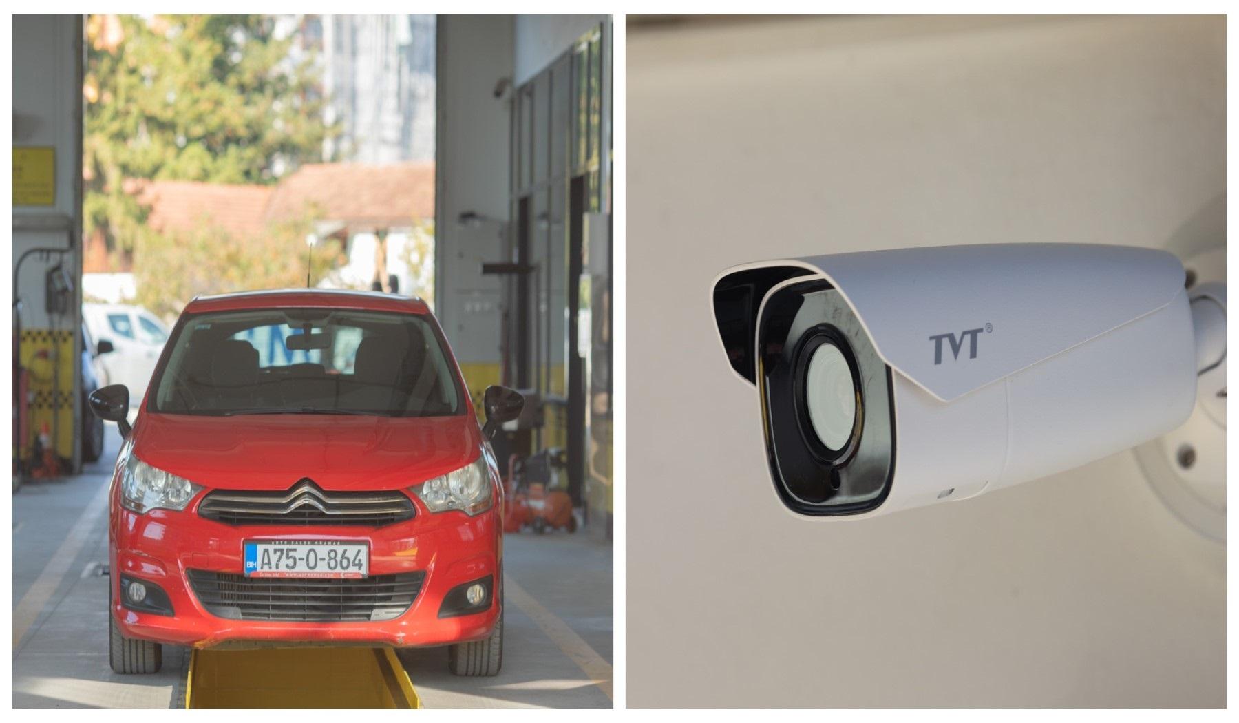 Novi sistem: Kamerama protiv zloupotreba na tehničkim pregledima u RS