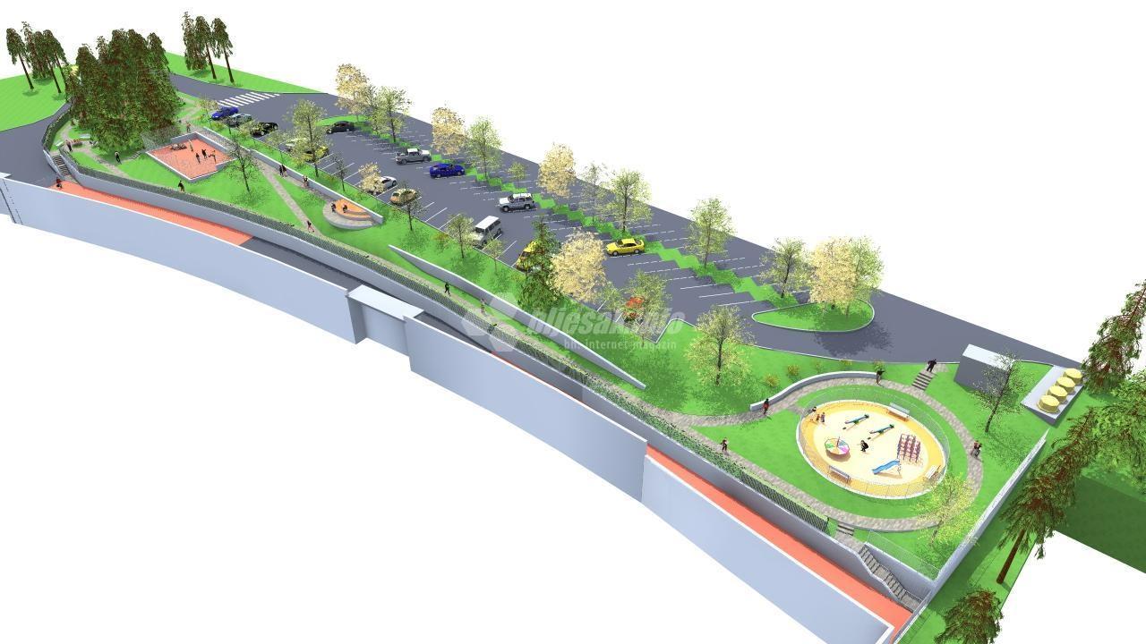 Mostarsko naselje Bijeli Brijeg dobit će novi izgled i zabavne sadržaje
