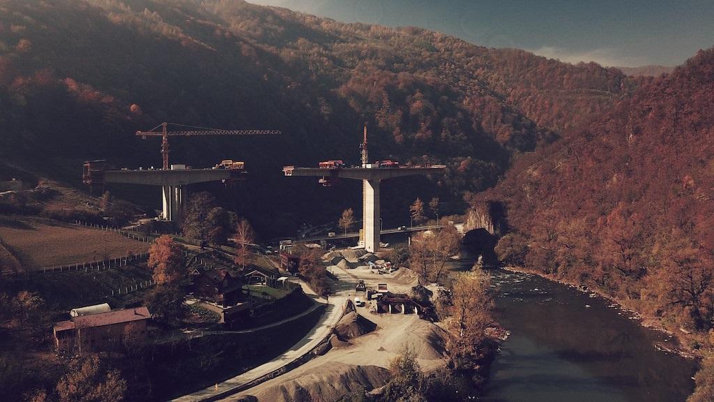 Pogledajte radove na poddionici Vranduk - Ponirak vrijednoj 65,4 miliona eura