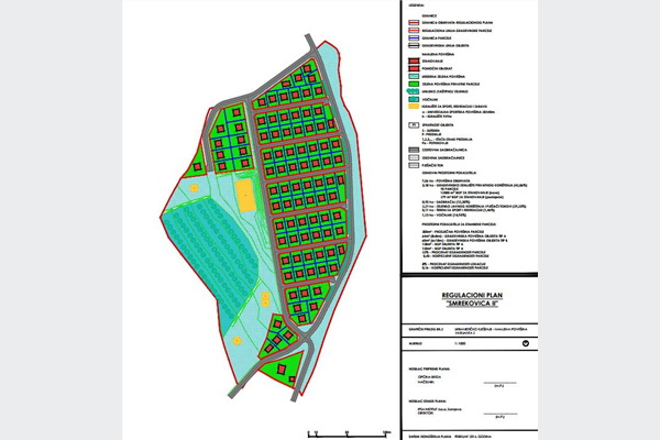 Općina Breza dodjeljuje zemljište: Gradi se turističko naselje