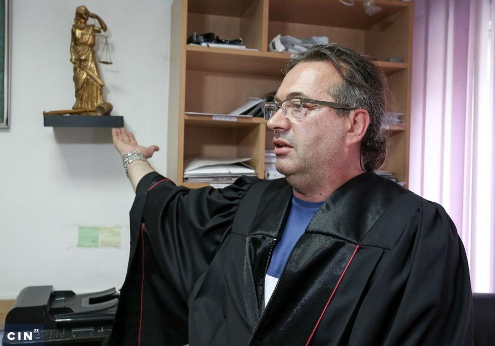 Omar Mehmedbašić je 12 godina najplaćeniji advokat po službenoj dužnosti u BiH ( Foto: CIN)