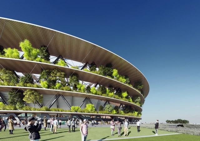 Pogledajte kako će izgledati stadion u Srbiji vrijedan 250 miliona eura