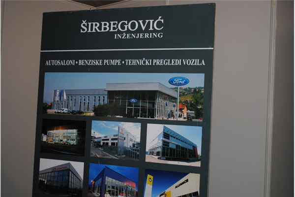 Širbegović najavljuje veći prodor na tržište Srbije