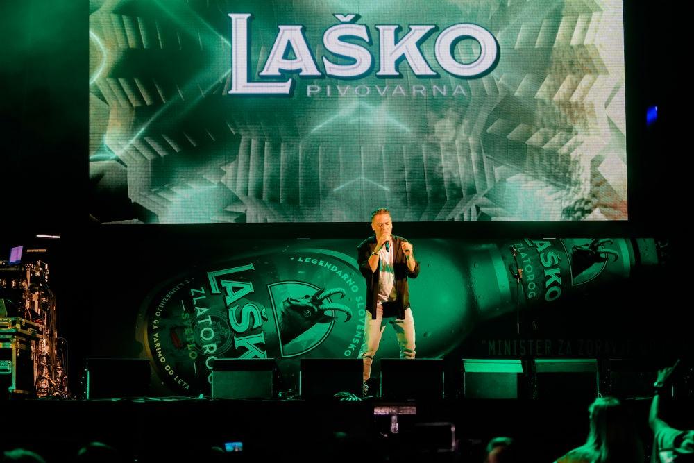 Pobjednik Laško izazova je Željko Joksimović
